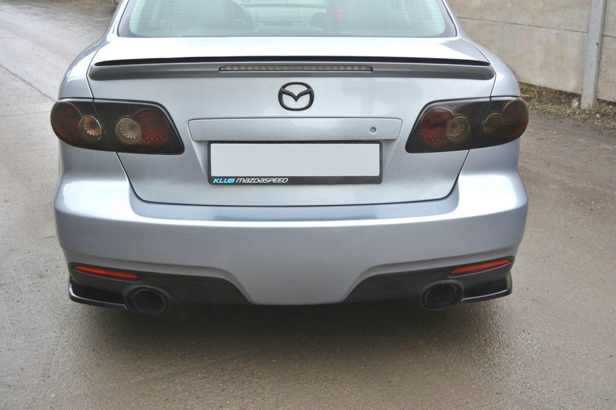 Splittery Tylne Boczne Mazda 6 Mk1 MPS - GRUBYGARAGE - Sklep Tuningowy